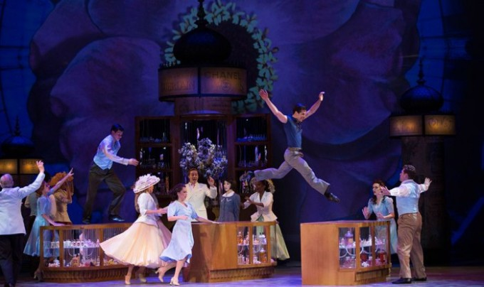 A scene from %22An American in Paris%22 (copyright 2014 Angela Sterling) - USE