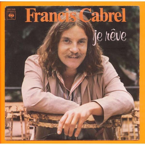 Francis Cabrel Je Reve - USE