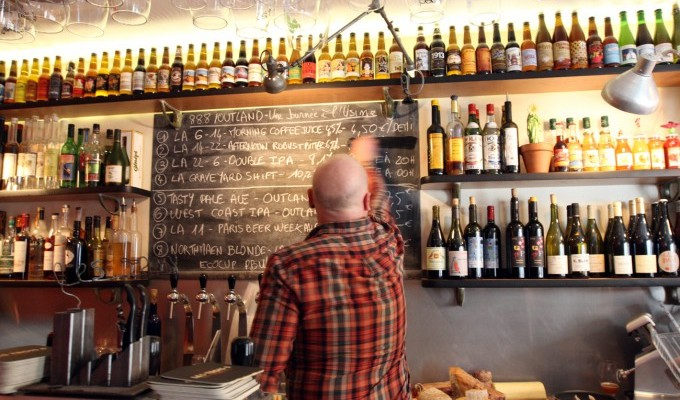 The French craft beer movement – frothing at the mouth
